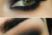 Metric Dance makeup