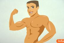 Как построить мышцы