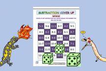 More Math Games / by Math Salamanders