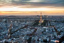 Parigi / Parigi (in francese Paris, pronuncia [paˈʁi]; con riferimento alla città antica Lutezia, in francese Lutece [lyˈtɛs], dal latino Lutetia Parisiorum) è la capitale e la città più popolosa della Francia, capoluogo della regione dell'Isola di Francia e l'unico comune ad essere nello stesso tempo dipartimento. È inoltre dopo Londra, Berlino, Madrid e Roma il quinto comune più popoloso dell'Unione europea. 28 Milioni di turisti l'anno