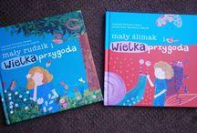Książki dla dzieci / Książki dla dzieci wspomagające ich rozwój emocjonalny, społeczny, pokazujące jak rozwiązywać wielkie dziecięce problemy.