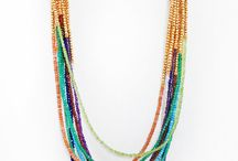 Многоуровневое Ожерелье