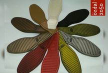 ÖZDAL TABAN / ayakkabı tabanı - sole - подошва - 鞋底 - 唯一の靴 - suola - الأحذية وحيد