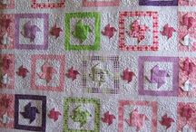Quilts......Baby ..... Kids / by Carolyn Straup