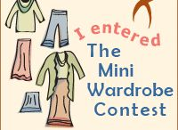 Mini Wardrobe Contest 2013 / Board for Mini Wardrobe contestants on PatternReview.com / by PatternReview