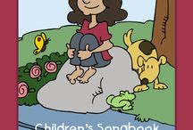 Coloring pages / by Sandra Adamson