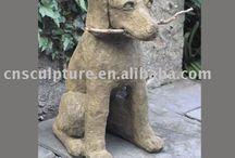 Animals de pedra
