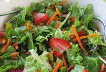 Food: Salad / by laurie arvay