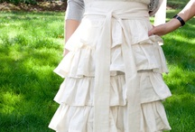 In the Closet: Aprons / I heart aprons / by {Living Outside the Stacks}