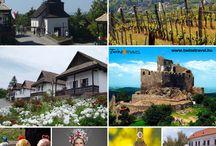 Hungary's nice places