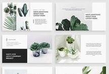 minimalis layout