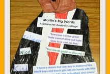 Black History Month Literacy Options