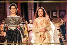 ICW 2014 - Kangana stuns as the showstopper for Anju Modi