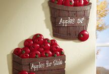Apple Decor Ideas