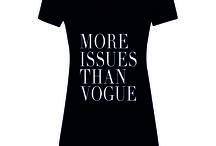 T-shirts we ♥