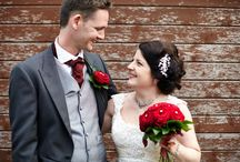 Bride, the Wedding Site Photoshoot / flowers by Emma Fawcett-Eustace / by Emma Fawcett-Eustace Flowers