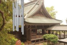 Musical Housewarming Gifts / It is said that windchimes bring luck and good fortune to a home. We know for certain that they bring beautiful music! / by Woodstock Chimes