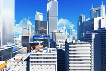 Mirrors Edge City