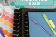 Journaling for goals and inspiration