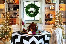 Holiday Decorating / by Meredith Steele