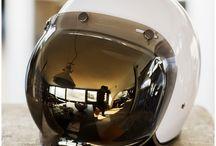 Cafè Racer Helmets