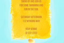 Summer Party / by Two Branching Out