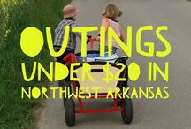 Things to do in Northwest Arkansas / by nwamotherlode