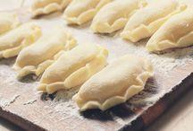 Pierogi dough- potato