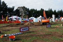 National Excavator Operator Competition 2015 / The annual competition to find NZ's best multi-skilled operator