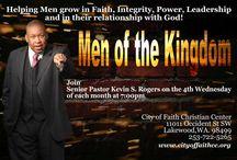 Men of The Kingdom Men's Ministry