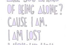Blink-182 / some of my favourite Blink-182 song lyrics