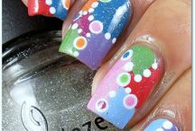 Cool Nail Designs / by Michele Madison