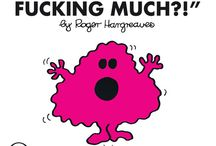 If Mr Men were from Yorkshire
