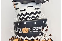 Halloween Cakes & Ideas / by Jenniffer White