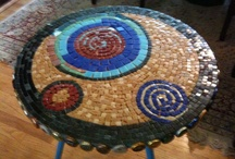 Mosaics I Created / Some of my work from the past ten years.