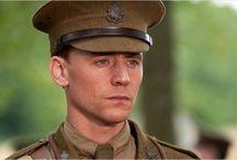 Tom Hiddleston / actor británico. Es conocido principalmente por haber interpretado a Loki en la adaptación cinematográfica Thor de Marvel Studios y dirigida por Kenneth Branagh / by kiki Tere