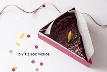 Box / Packaging / by Sandra Garcia