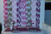 baby shower ideas/decorations