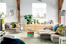 Decoración de Interior / Tipos de decoración de interior