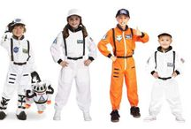 Outer Space Costumes / It's time to blast off! The sky is the limit when it comes to your child's creativity and imagination. Encourage their curiosity of other galaxies with these fun intergalactic costumes. From Astronauts, to aliens and everything in between, we have all the outer space costumes and accessories you need. So what're you waiting for? Your little one is overdue for their next adventure!