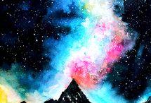 Космос и небо