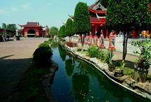 Shrine Sam Poo Kong