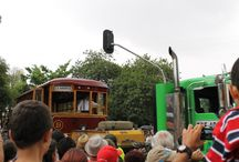 Desfile Carros Antiguos 2013