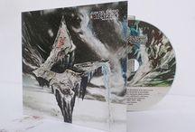 3 ELÉCTRICO Diseño e ilustración de CD.