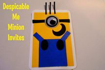 MADE - Calling all Minions (Despicable Me Birthday)
