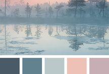 barevné škály