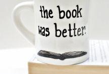 Book Mugs