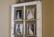 Old Windows / by Connie Stilts