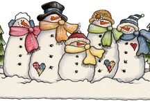 Div til julekort