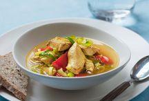 Mat: Middag / Sunne og næringsrike middager for familien